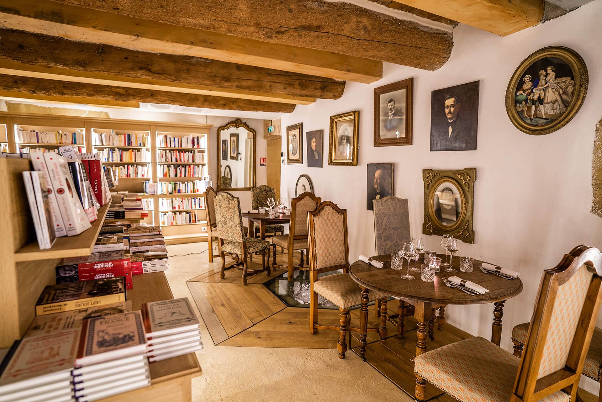Librairie Restaurant