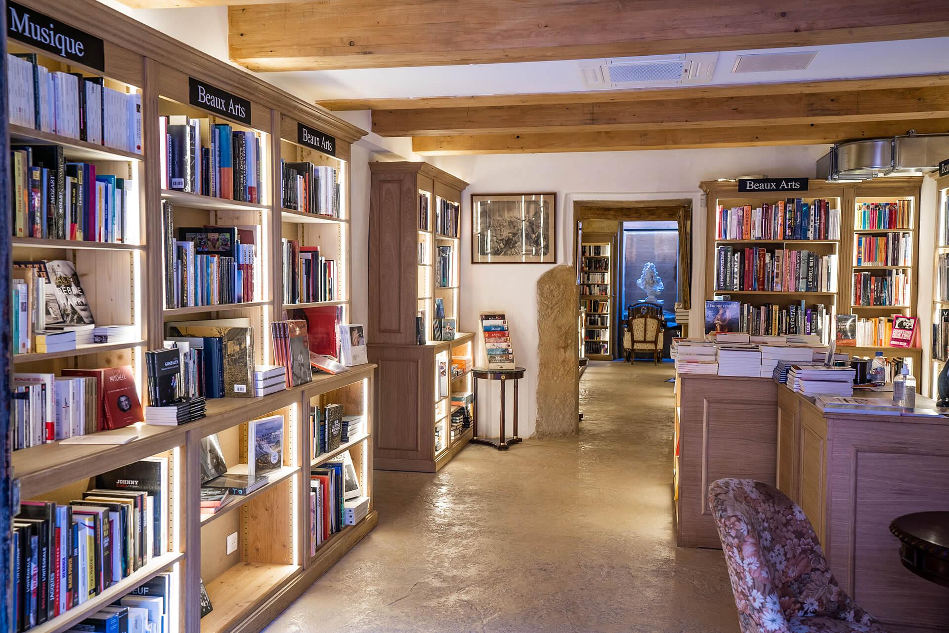 Librairie Aix